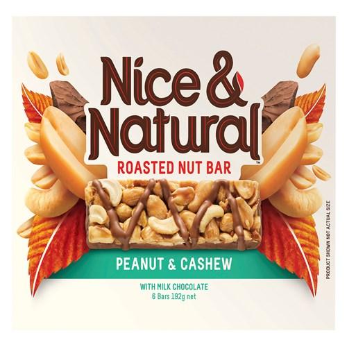 Nice-Natural-Nut-Bar-Muesli-Bars-Peanut-Cashew-192g