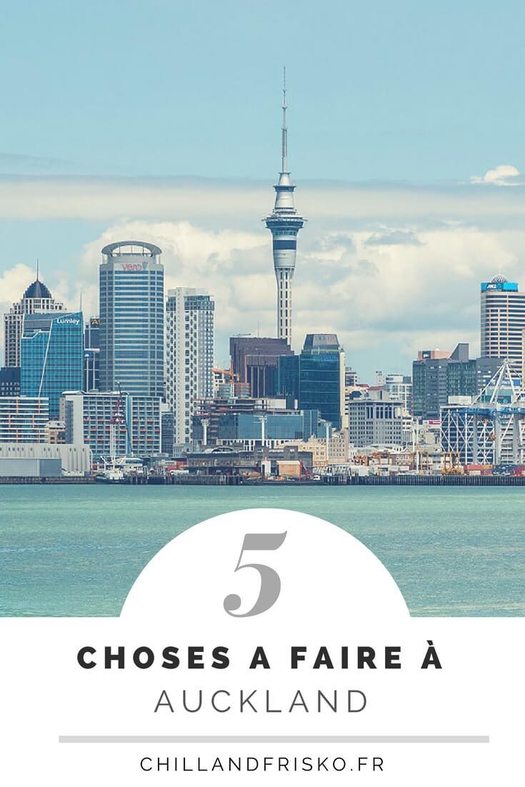 Auckland est ta porte d'entrée en Nouvelle-Zélande ? Tu cherches des idées d'activités et des bonnes adresses ? Alors c'est par ici que ça se passe !