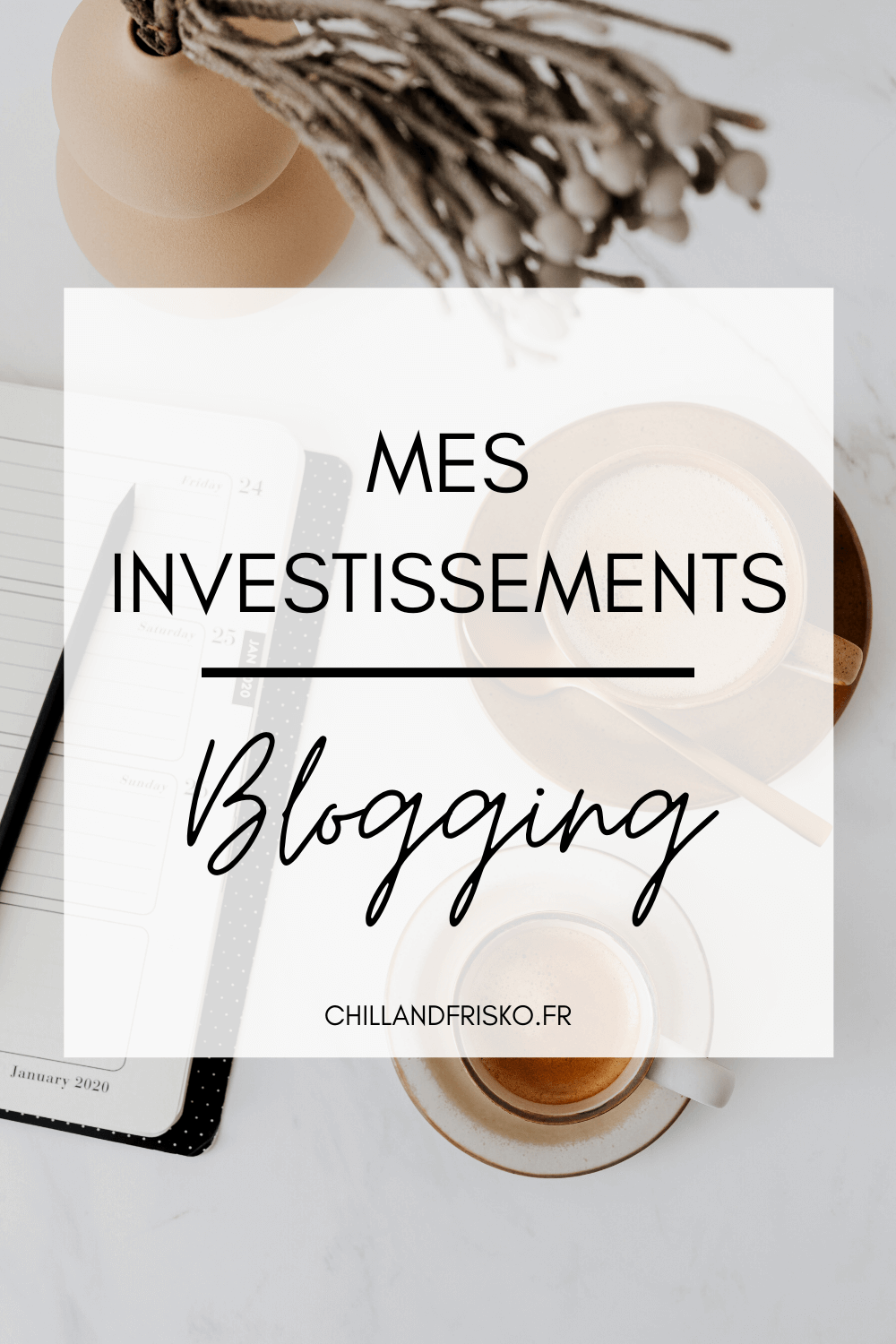 investissements blogging